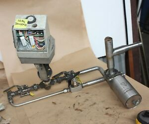 "SPIRAX SARCO stainless EL 3412 SE ACTUATOR DN15 valve + DN25 1"" ALFA LAVAL LKLA"