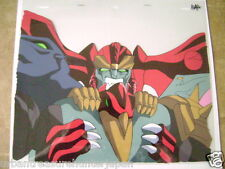 TRANSFORMERS BEAST WARS NEO MAGMATRON ANIME PRODUCTION CEL 5