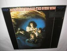 The Guess Who American Woman LP 180 Gram Audiophile Vinyl MOV Import NEW SEALED