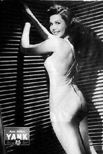 Ann Miller Girl Model Pin-up 4x6 WWII WW2 Photo 5