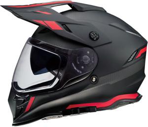 Z1R Range Uptake Helmet XS Black/Red 0140-0013