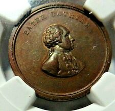 """1859 """" COMMENCEMENT OF CABINET """" US MINT MEDAL, - J - MT - 22 - NGC MS - 63 - NR"""