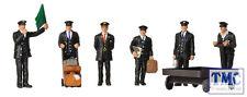 379-317 Scenecraft N Gauge 1940/50s Station Staff