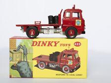 1/43 Atlas DIECAST Dinky Toy 425 BEDFORD TK COAL LORRY WITH COAL SACKS Car model