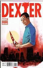 DEXTER #1 (OF 5) TALAJIC VARIANT COVER MARVEL COMIC BOOK JEFF LINDSAY SCARCE 2