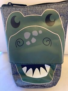 Thirty One Hide And Peek Pouch Dino Parade Bag Thirty-one Gifts Pencils Dinosaur