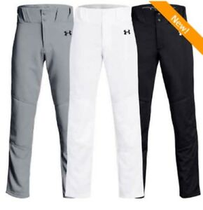 Under Armour Utility Relaxed Kids YOUTH Baseball Pants 1317459 NEW !