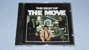 CD NEUF / THE BEST OF THE MOVE / MUSIC CLUB COLLECTION 1991 NEW SEALED pop rock