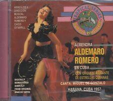 Almendra  Aldemaro Romero En Cuba CD New Sealed