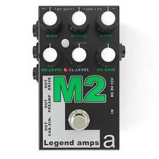 AMT Electronics M2 Guitar Overdrive/Distortion Pedal Marshall JCM800
