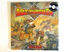 BOLT THROWER REALM OF CHAOS LP 2017 IMPORT REPRESS SEALED