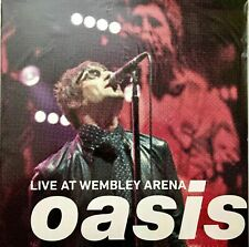Oasis - Live (2019) LP Brand New Sealed Made in Argentina FS