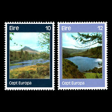 Ireland 1977 - EUROPA Stamps - Landscapes - Sc 413/4 MNH