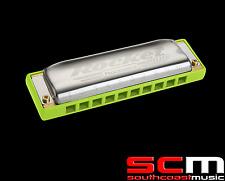 HOHNER 15-M2015016X ROCKET AMP HARMONICA Key of C New