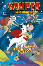 Crisis of Infinite Kryptos (Krypto the Superdog), McCann, Jesse L, Good Conditio