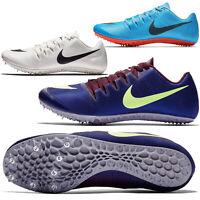 Hito Servicio Lírico  Nike Zoom Ja Fly 2 Sprint Shoes Track Spikes New Purple Black Green Mens 5  14 | eBay