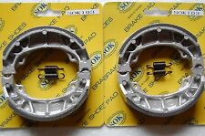 FRONT&REAR BRAKE SHOES+Springs fit HONDA CT 70 Trail 1977-1982 , 1991-1994 CT70