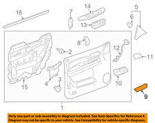 GM OEM Front Door-Access Cover 22874309
