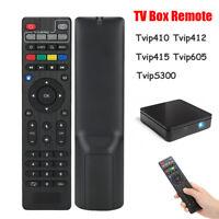 TV Box Remote Control Replacement For Tvip410 Tvip412 Tvip415 Tvip605 TvipS300