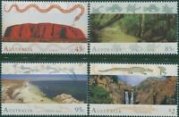 Australia 1993 SG1392-1395 World Heritage Sites set MNH