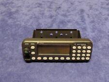 Motorola Mcs2000 Control Head Ncn1118E With Bracket