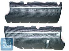 2005-2008 Chevrolet Corvette LS7 Fuel Rail Covers Custom Carbon Fiber Look