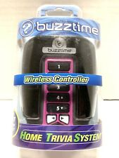 Buzztime Pink Wireless Controller for Home Trivia System by Cadaco NEW/Sealed