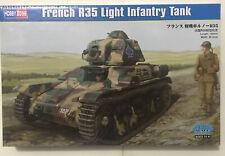 1 35 French R35 Light Infantry Tank 83806 HobbyBoss Model Kit
