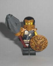 LEGO Ninjago - Hero Cole - Figur Minifigur Ninja black Held Magier Verlies 71722