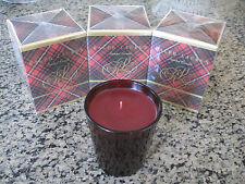 x3 NEW RALPH LAUREN Holiday Scented Candle Sealed and Unused Gorgeous Scent x3