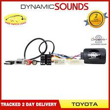 CTSTY006.2 Volante Adaptador de Botones de Palanca para Toyota Aygo (2014>)