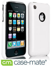 Coque iPhone 3G Barely Case-Mate Blanche