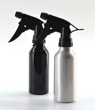 2er Set 200 ml Alu Sprühflaschen   Zerstäuber   Wassersprühflasche   Pumpsprüher
