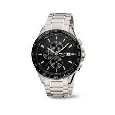 Boccia Titanium Uhr, Herrenuhr, Chronograph, Titan, 3751-02, NEU