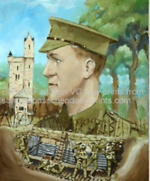 PTE 'BILLY' MCFADZEAN VC & THE ULSTER TOWER 36th ULSTER DIVISION