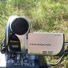 Sony Handycam DCR-DVD105E Camcorder DVD Disc Digital Video Cam