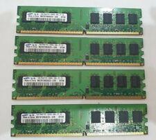 4GB SAMSUNG (1x 4gb) RAM MEMORY DDR2 PC2 2Rx8 PC3-5300U-555-12-E3 M378T2953EZ3