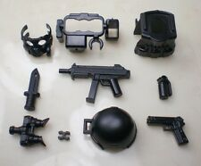 Custom SWAT Police Guns Army weapons - 8 Parts - No.8-9