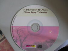 """""""Lovecraft and others"""" Ghost Audiobook Collection MP3 CD"""