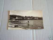 cartolina postcard LUGANO (SVIZZERA)  1957
