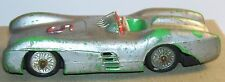 NOREV OLD MERCEDES BENZ COMPETITION N°5 GRIS  1/43 REF 12 MADE IN FRANCE bis