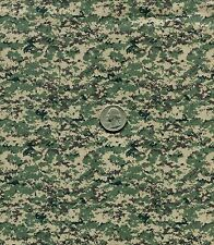 "1/6 Scale Russian SURPAT Digital Camouflage Model Miniature Fabric 21""x18"""