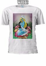 The Smurfs Sexy Smurfette Hot Blonde T-shirt Vest Tank Top Men Women Unisex 2616