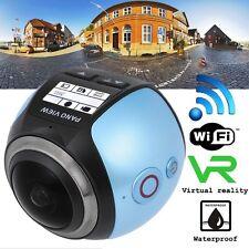 PanoView V1 360 Degree Panoramic Camera Wifi  2448P 16M Virtual Reality 30m