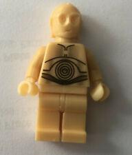 Lego Figuren:  Starwars C-3PO - Pearl Gold