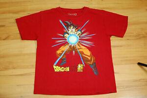 Dragon Ball Super DBZ Goku T Shirt L Anime