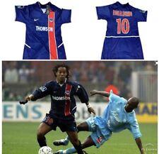 Camiseta Psg Ronaldinho 2002/03