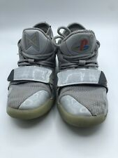 Nike Pg 2.5 PlayStation Paul George Tennis Shoes Classic Sneaker Grey Us Size 4