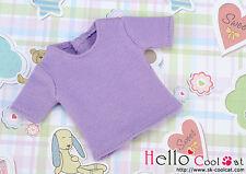 ☆╮Cool Cat╭☆07.【NS-38N】Blythe Pullip T-Shirt # Violet