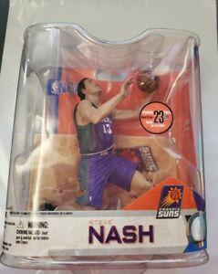 McFarlane NBA 14 Steve Nash Phoenix Suns figure SEALED 2007